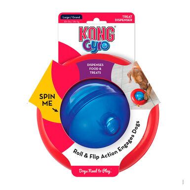 Juguete Gyro Kong Petite/small para perro