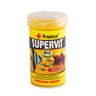 Tropical Supervit Granulat alimento para peces