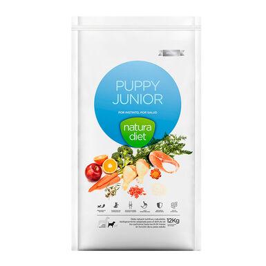 Natura Diet Puppy Junior alimento para cachorro 12 kg