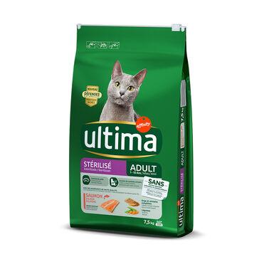 Affinity Ultima Feline adult sterilized salmón y cebada