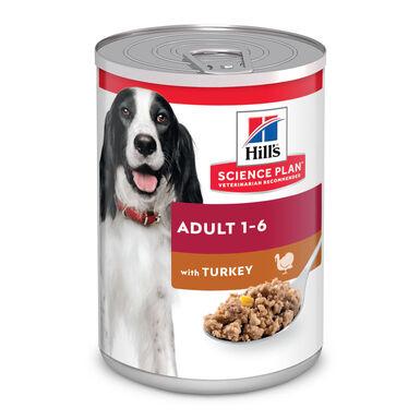 Hill's Adult Lata sabor pavo