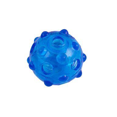 Juguete con sonido de botella Krack Ball de Play&Bite para perro