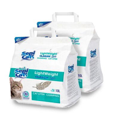 LightWeight Classic Spa de Sepicat - 2x10 l Pack Ahorro