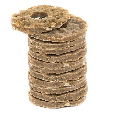 Premier roscas de cuero natural para perros