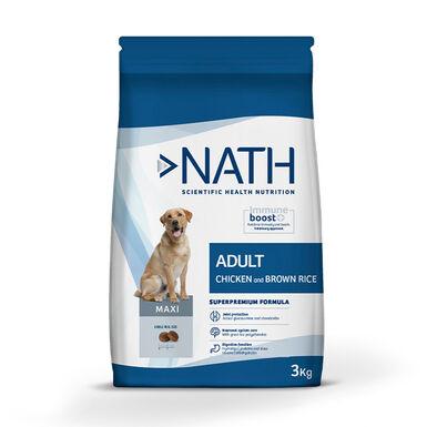 Pienso para perros Nath Adult Maxi