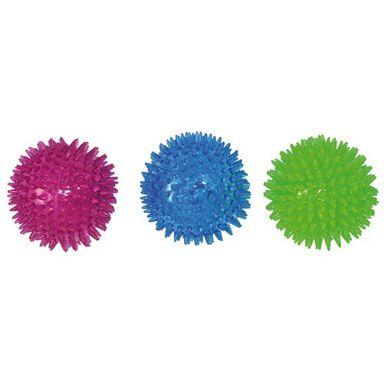 Nayeco pelota para perros con pinchos