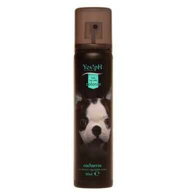Yes!pH colonia sin alcohol para cachorros 80ml