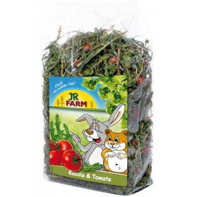 JR Farm rúcula y tomate comida para roedores y reptiles