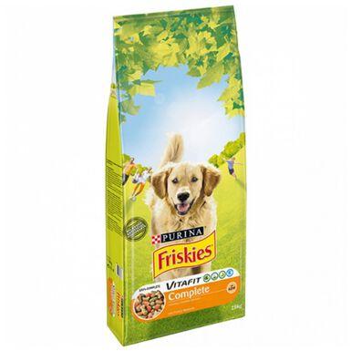 Friskies Adult Pollo y Verduras pienso para perros