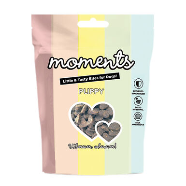 Moments snacks para puppy 60 gr