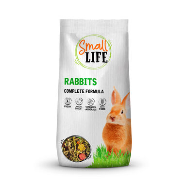 Alimento para Conejo Adulto Small Life