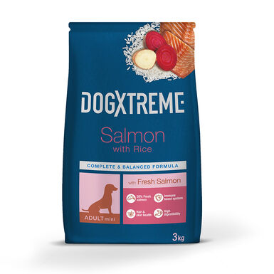 Dogxtreme Mini Adult Salmón