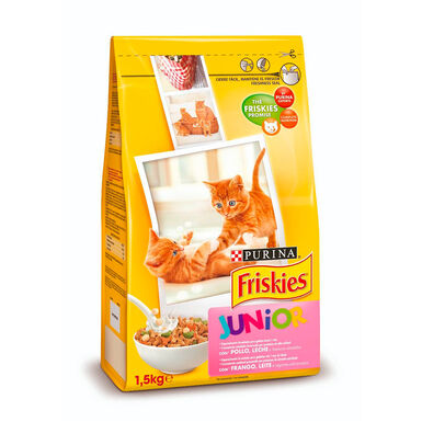 Friskies Feline Junior 1.5kg