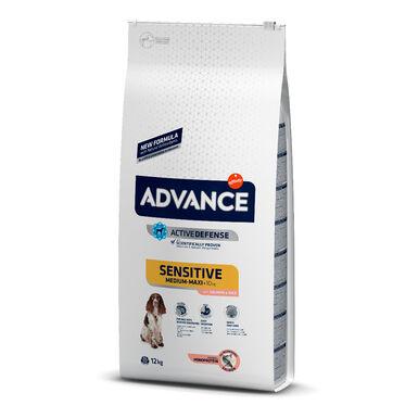 Affinity Advance Sensitive salmón y arroz