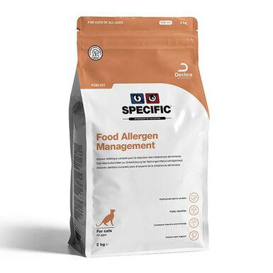 Specific Feline FYD-HY Food Allergy Management