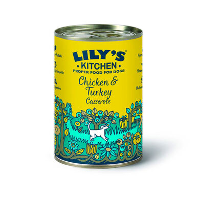 Lata Lily's Kitchen Adult 400 gr