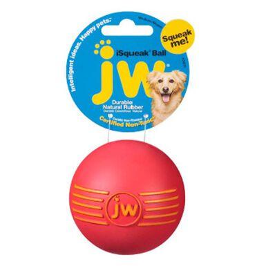 JW Dog pelota de caucho con sonido para perros