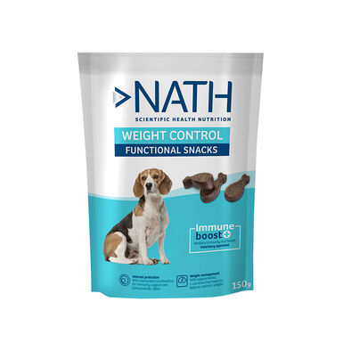 Snack para perros Nath Adult Weight Control 150 gr