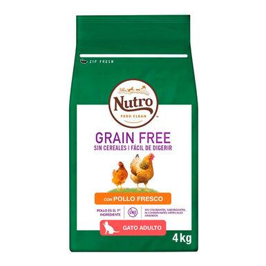 Nutro gato Grain Free adulto pollo