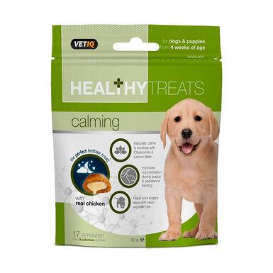 Snacks VetIQ calmantes para puppy 50 gr