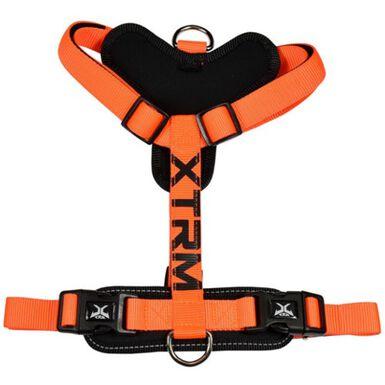 Nayeco X-TRM Cronos Neón naranja arnés para perros