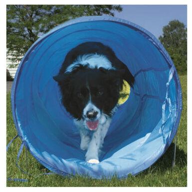 Ribecan túnel flexible de agility para perros