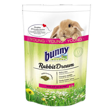 Bunny Rabbit Dream pienso completo para conejos