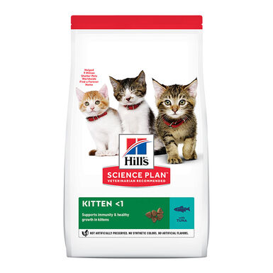 Hill's Feline Kitten atún