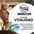 Nutro gato Grain Free adulto salmón image number null