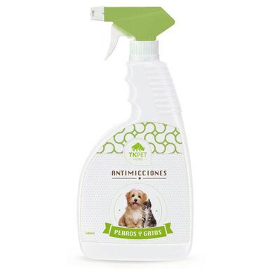 TK Pet Home spray antimicciones para perro y gato