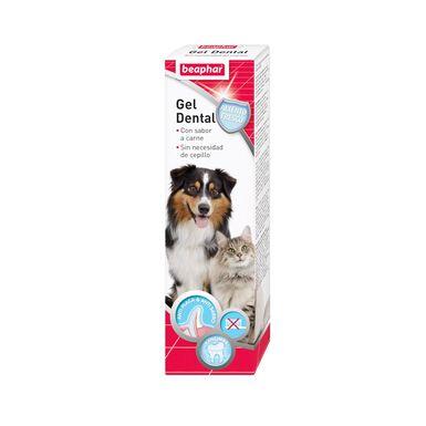 Gel dental Beaphar para perros y gatos 100 ml