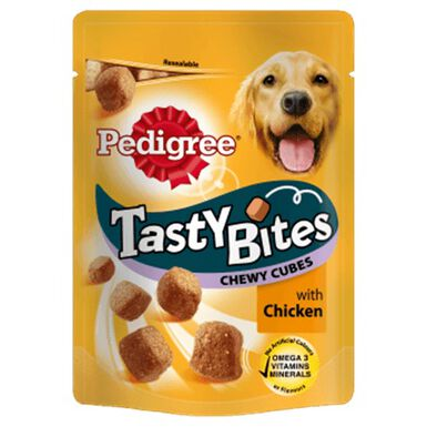 Snacks Pedigree Chewy Cubes