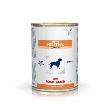 Pack 12 Latas Royal Canin Gastro Intestinal Low Fat
