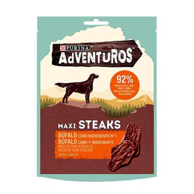 Adventuros Maxi Steaks Búfalo 70 gr