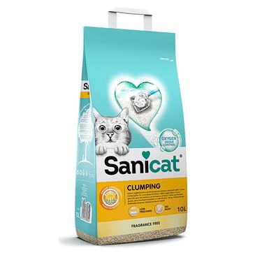 Sanicat Duo arena aglomerante para gatos