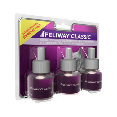 Pack 3 Recambios Feliway Classic