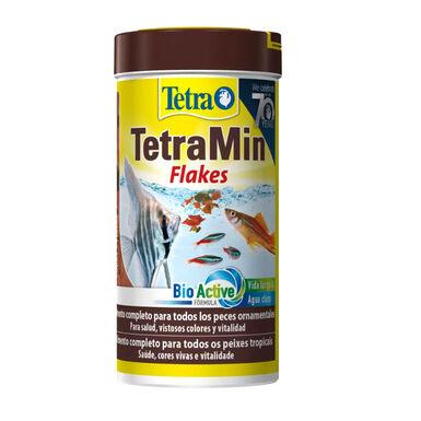 TetraMin comida para peces ornamentales en escamas