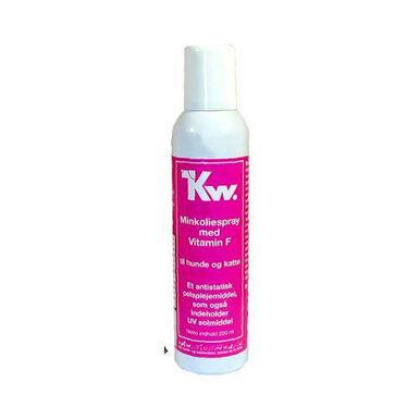 Kw aceite de visón lanolina spray abrillantador