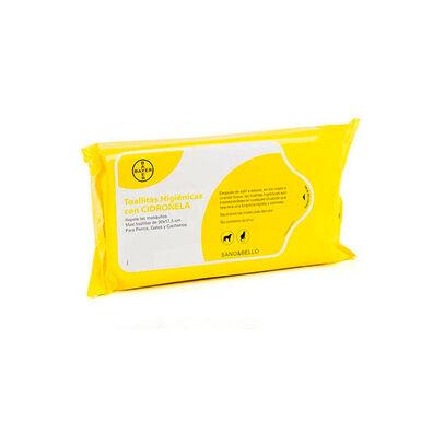 Toallitas Higiénicas con Citronela Bayer
