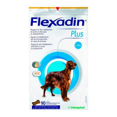 Flexadín Plus condroprotector para perros de raza grande