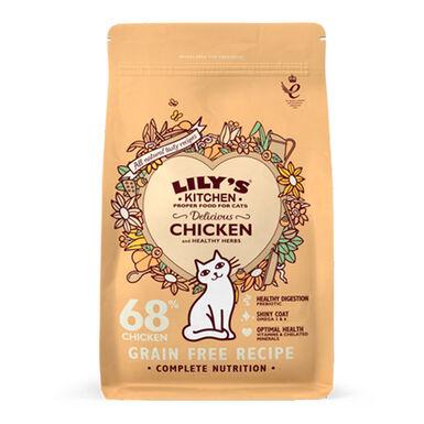 Lily's Kitchen Feline adult pollo 2kg