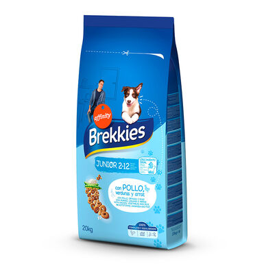 Pienso Brekkies Excel Junior Original cachorros