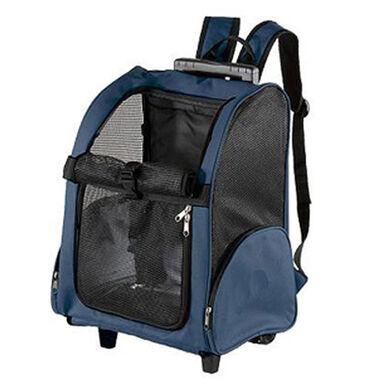 Arppe mochila con ruedas Trolley Rodder azul
