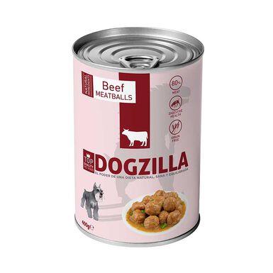Dogzilla Albóndigas de varios sabores para perro 400g