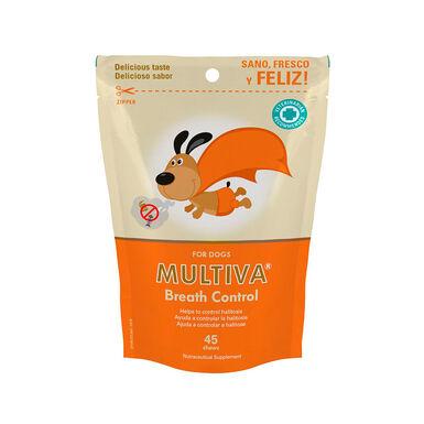 Multivitamínico para perros Multiva Breath Control