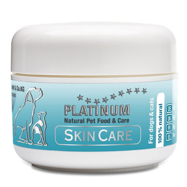 Platinum Skin Care pomada para piel perros y gatos