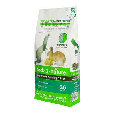 Lecho higiénico Ecológico Back2Nature
