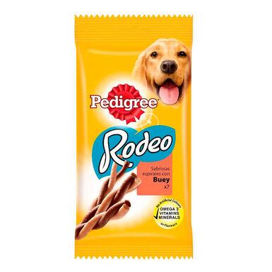 Pedigree Rodeo buey snack para perros