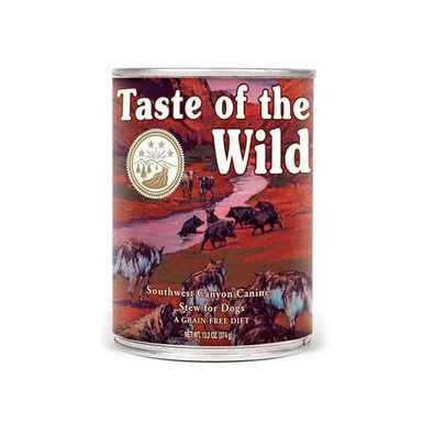 Lata Taste of the Wild Southwest Canyon 390 gr para perro