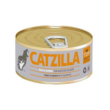 Lata Catzilla para gato 100 gr